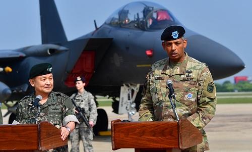 Tướng Mỹ - Hàn đồng loạt cảnh báo Triều Tiên về nguy cơ chiến tranh 1