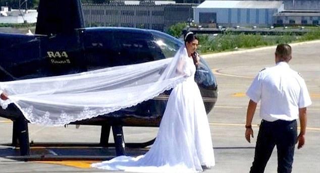 Hình ảnh Rơi máy bay khiến cô dâu qua đời trên đường đến đám cưới số 1