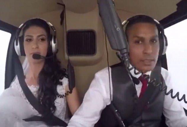 Hình ảnh Rơi máy bay khiến cô dâu qua đời trên đường đến đám cưới số 2