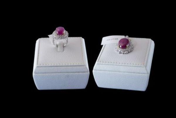 Cận cảnh bộ trang sức ruby Yên Bái hiếm nhất thế giới gần 2 tỷ đồng 1