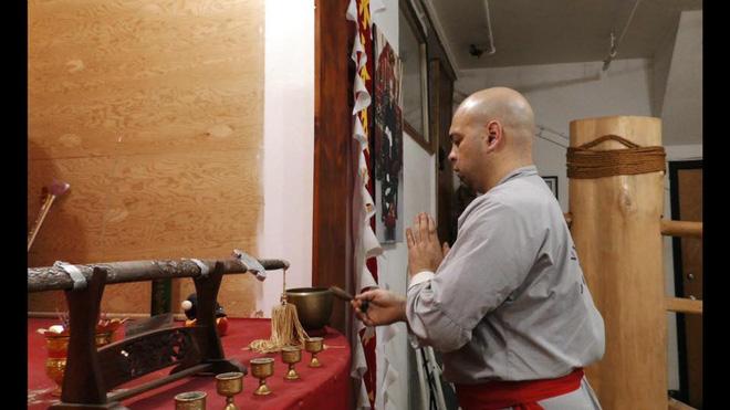 Võ sư Vịnh Xuân Flores đã tới Việt Nam, sẵn sàng tỉ thí cao thủ Karate 1