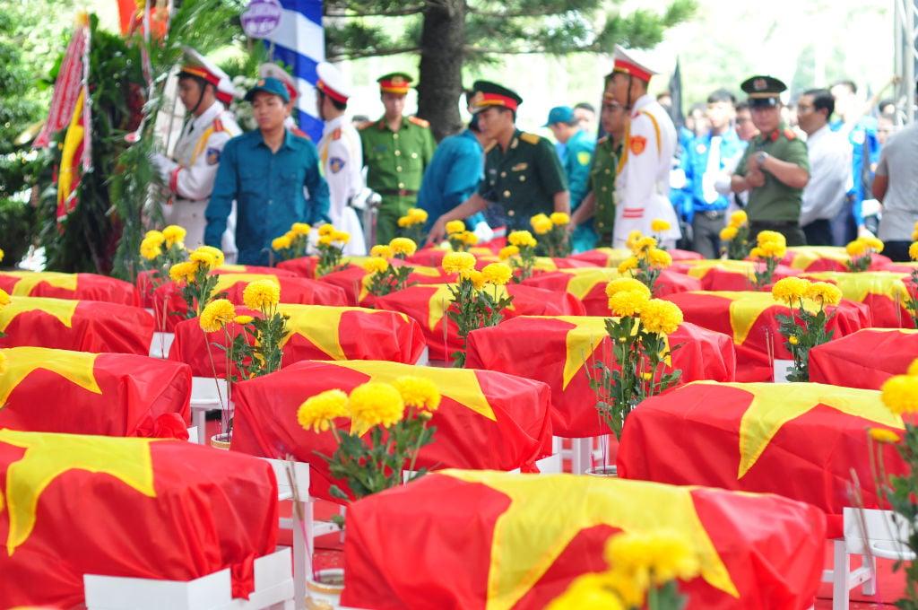Truy điệu 72 liệt sĩ hy sinh trong chiến dịch Tết Mậu Thân 1968 1