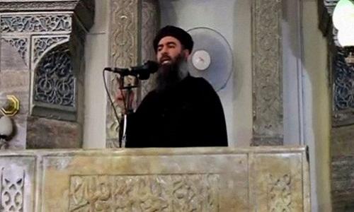 Cái chết của thủ lĩnh tối cao đẩy IS xuống vực thẳm khốn cùng 1