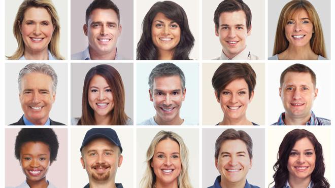 Nghiên cứu khoa học cho biết, bạn có thể đoán được độ giàu nghèo của người khác thông qua khuôn mặt 3