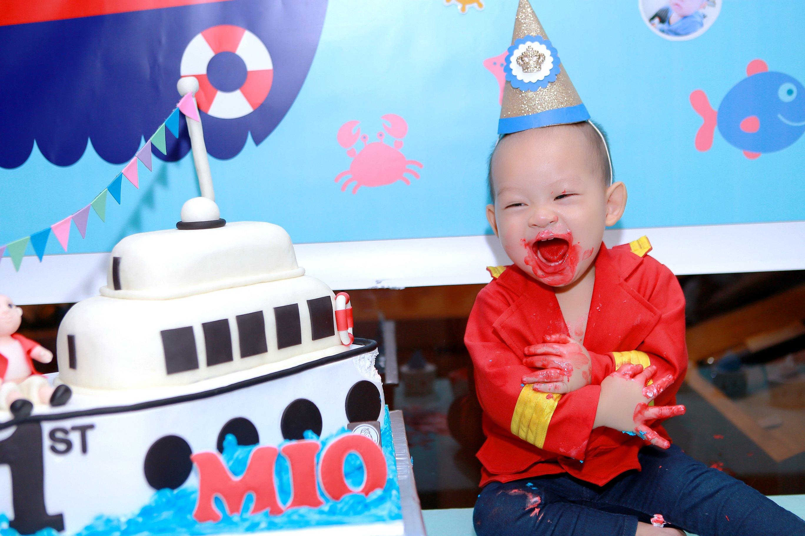 Hình ảnh Vợ chồng Lý Hải tổ chức sinh nhật rình rang cho con thứ tư số 11