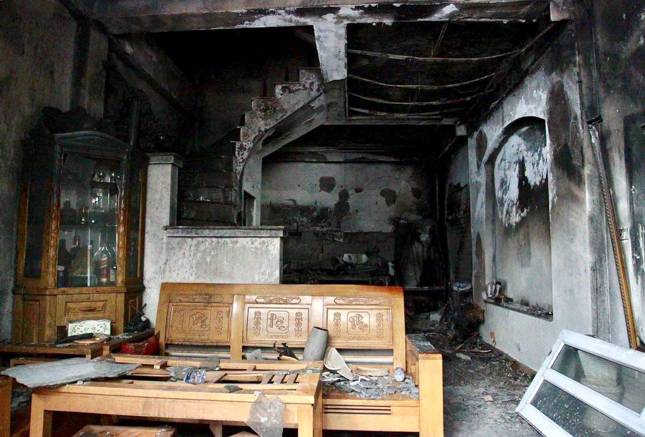 Nguyên nhân vụ cháy 4 người trong gia đình tử vong tại Hà Nội 1
