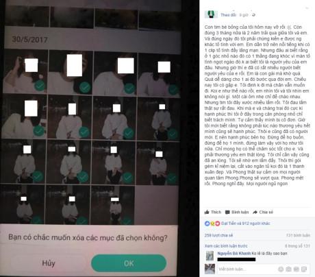 Đi học quân sự 2 tháng, thanh niên chứng kiến cảnh bạn gái được người khác tỏ tình 3