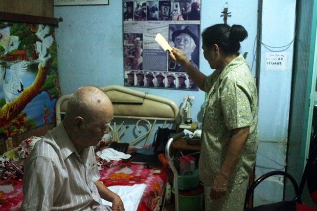 Tuổi già khốn khó, bị con cái bỏ rơi của nhạc sĩ Nguyễn Văn Tý 1