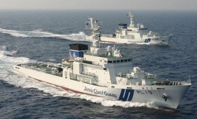 Nhật tố bị tàu cá Triều Tiên rượt đuổi, chĩa súng vào tàu tuần tra 1