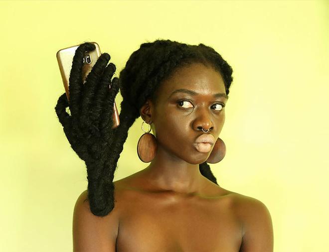 Cô gái sở hữu mái tóc thiên biến vạn hóa khiến bạn không tin vào mắt mình - Ảnh 15.