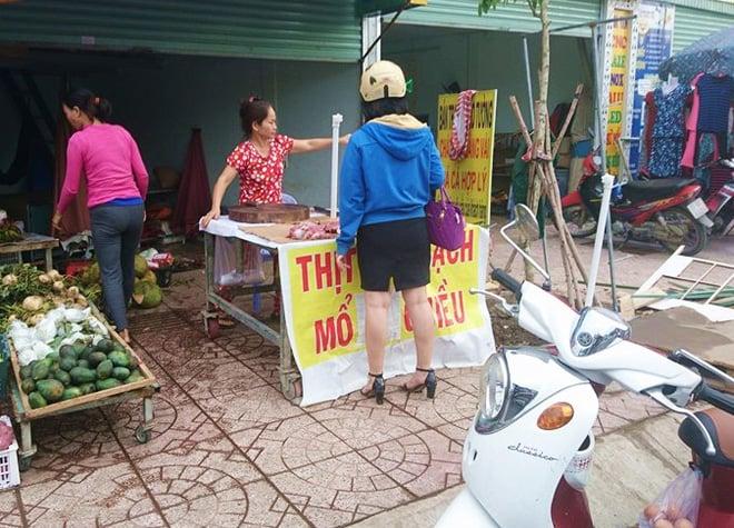 Thực hư chuyện thịt heo 100.000/3kg bán tràn lan khắp lề đường Sài Gòn - Ảnh 5.