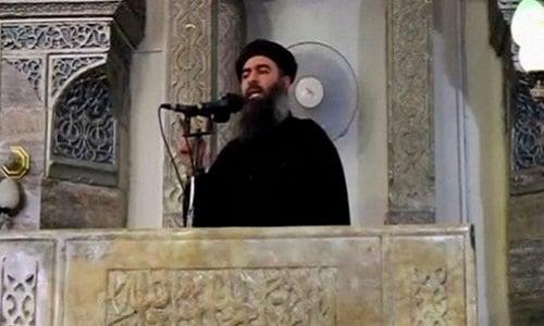 Nghi vấn thủ lĩnh tối cao IS còn sống, đang trốn chui lủi ở Syria 1