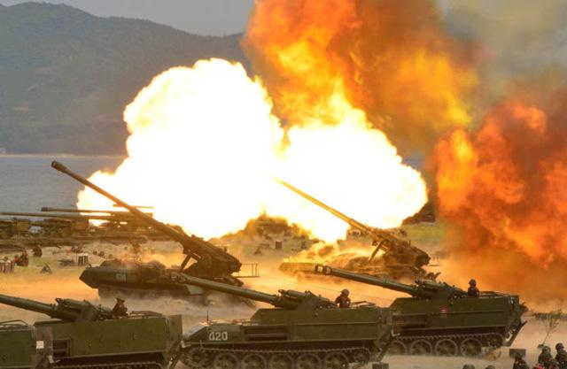 Triều Tiên đe dọa Mỹ chịu thảm họa khủng khiếp nhất nếu tấn công 1