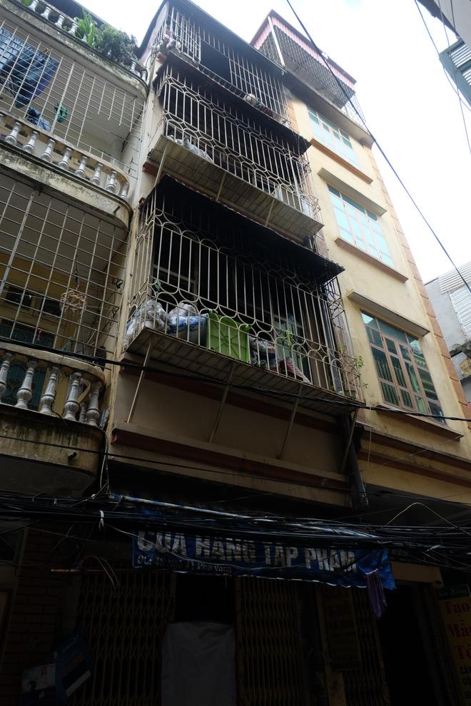 Cháy nhà 2 người tử vong ở Hà Nội: