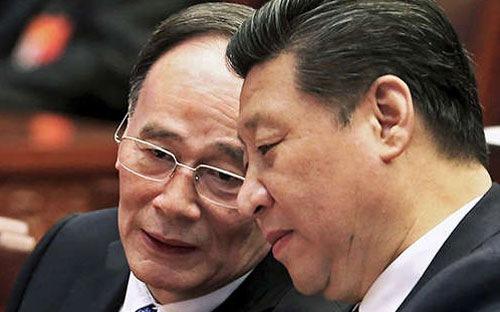 Hé lộ 'bàn tay sắt chuyên bắt hổ' trong chiến dịch chống tham nhũng của Trung Quốc 1