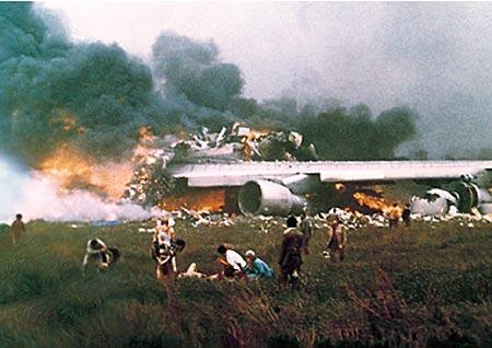 10 vụ tai nạn máy bay thảm khốc nhất trong lịch sử nhân loại 2