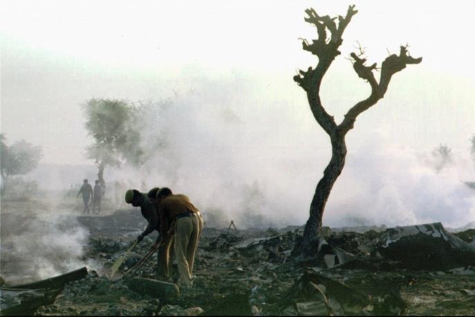 10 vụ tai nạn máy bay thảm khốc nhất trong lịch sử nhân loại 7