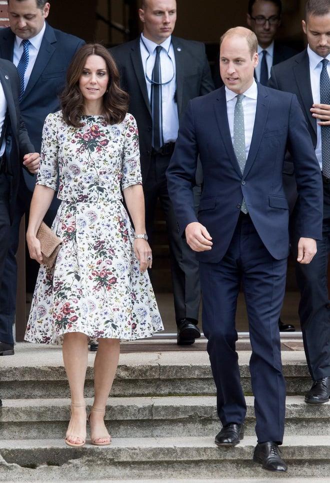 Tập trung vào 6 nguyên tắc này, Công nương Kate cứ mặc đẹp mãi không thôi! 8
