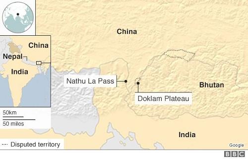 Ấn Độ nói Trung Quốc hung hăng bất thường ở biên giới 3