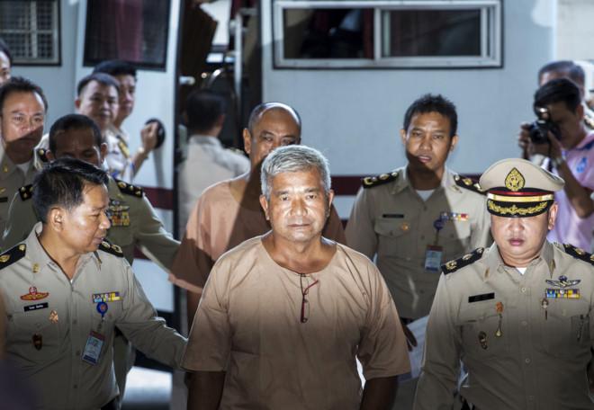 Vụ án buôn người lớn nhất lịch sử: Một tướng Thái bị kết tội 1