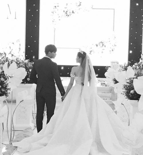 Tim và Trương Quỳnh Anh tổ chức đám cưới ngày 27/8? 2