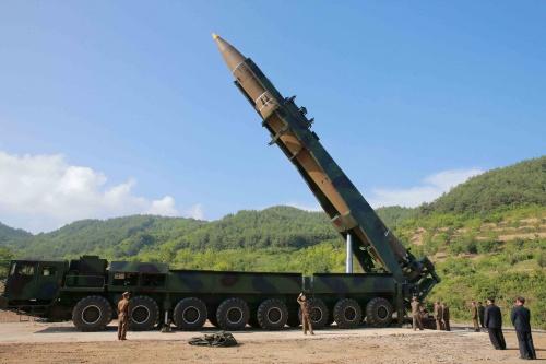 Lý do thực sự khiến Triều Tiên bị 'ám ảnh' bởi chương trình hạt nhân 1