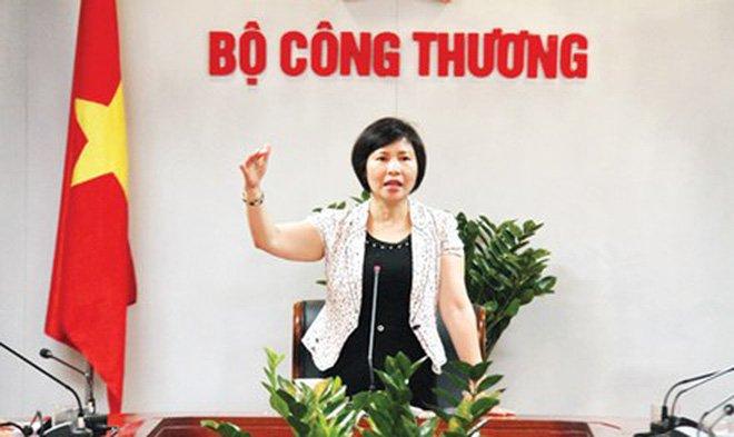 Cảnh cáo Thứ trưởng Hồ Thị Kim Thoa, đề nghị miễn nhiệm các chức vụ 1