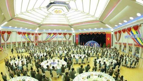 Triều Tiên mở đại tiệc mừng vụ phóng tên lửa đạn đạo thứ hai thành công 1