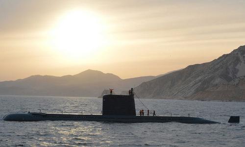 Mỹ phát hiện hoạt động 'lớn chưa từng thấy' của tàu ngầm Triều Tiên  1