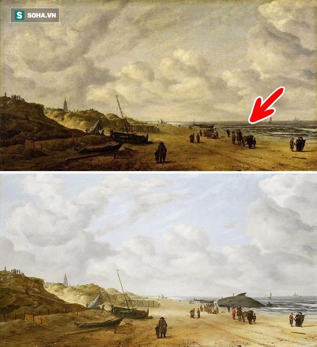 Chi tiết không ai ngờ đến hóa ra lại là chìa khóa giải mật các bức họa nổi tiếng 1