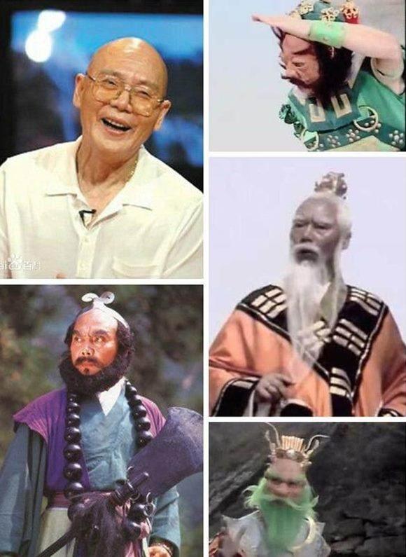 Không phải Lục Tiểu Linh Đồng, đây mới là diễn viên đóng nhiều vai nhất trong 'Tây du ký 1986' 3