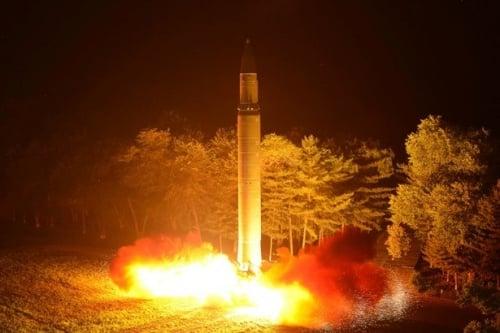 Triều Tiên dọa nhấn chìm Mỹ trong biển lửa sau lệnh trừng phạt của Liên Hợp Quốc 1