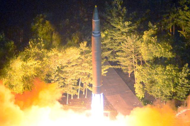Mỹ không nên kỳ vọng nhiều ở Trung Quốc trong vấn đề Triều Tiên 1