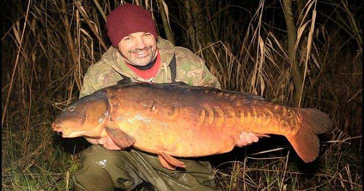 Nuối tiếc trước cái chết của con cá chép lớn nhất nước Anh 1