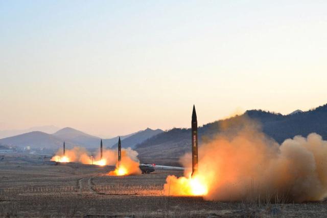 Triều Tiên tuyên bố đang xem xét kế hoạch tấn công đảo Guam của Mỹ 1