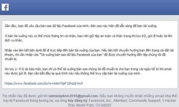 Mẹo phục hồi tin nhắn Facebook đã xóa vô cùng đơn giản 6