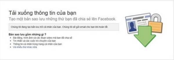 Mẹo phục hồi tin nhắn Facebook đã xóa vô cùng đơn giản 3