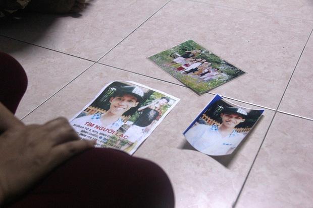 Con trai mất tích đã 2 tháng, người mẹ