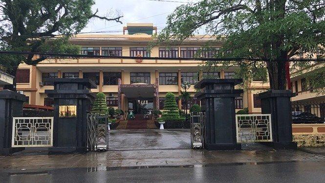 Quảng Ninh: UBND huyện bị mất trộm súng, camera bị vô hiệu hóa 1
