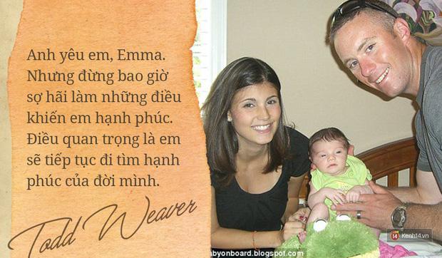 Biết rằng mình sẽ qua đời trên chiến trường, người chồng để lại 2 lá thư xúc động cho vợ và con gái 3
