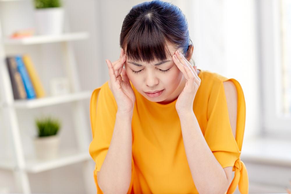 Cẩn thận với triệu chứng đau đầu khi đi vệ sinh 1