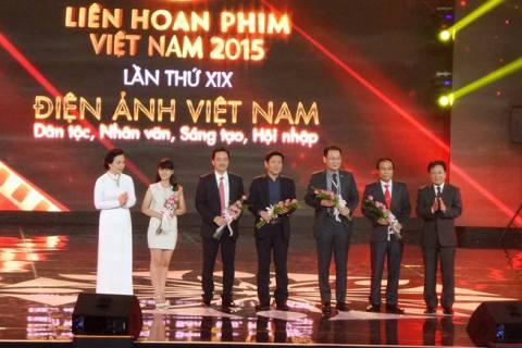 Liên hoan phim Việt Nam lần thứ XX nói