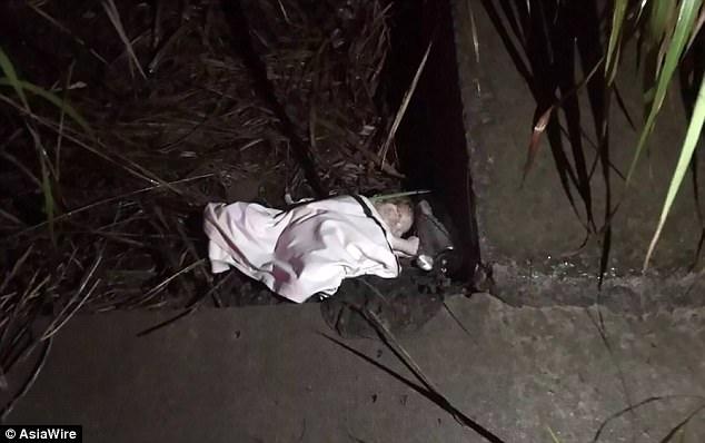 Bé sơ sinh bị ném vào bụi rậm và sự thật chết lặng về người mẹ mới 12 tuổi 1