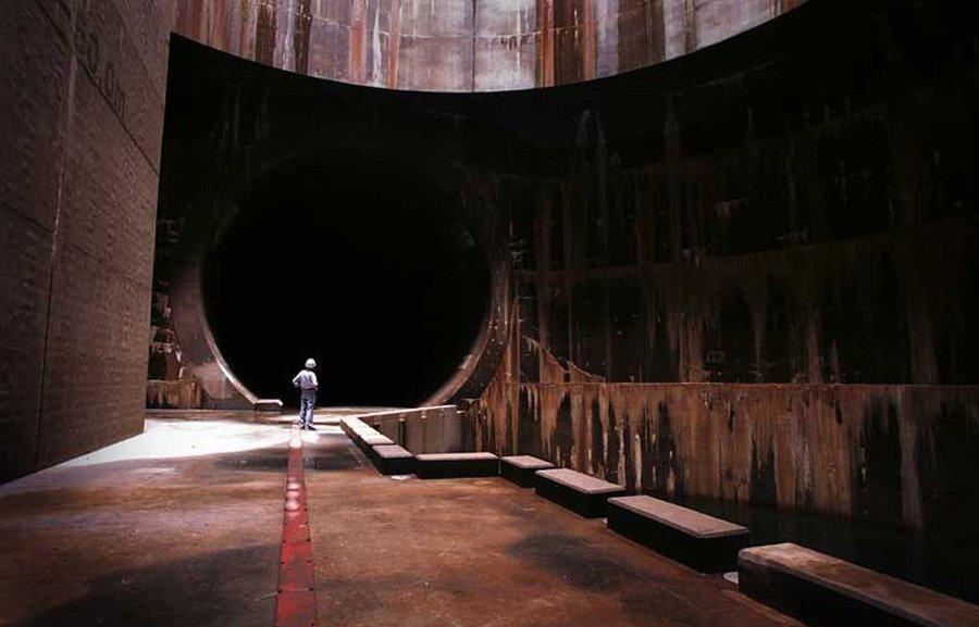 Hình ảnh cống thoát nuớc khổng lồ ở Nhật Bản 3