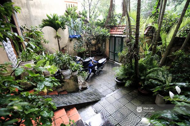 Lần đầu hé lộ ngôi nhà xinh xắn, rợp bóng cây xanh ngoài đời thật của ông trùm Phan Thị - NSND Hoàng Dũng 2