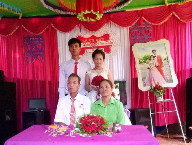 Hình ảnh Đám cưới của chàng 1m83 - nàng 1m39 được chia sẻ nhiệt tình nhất hôm nay số 2