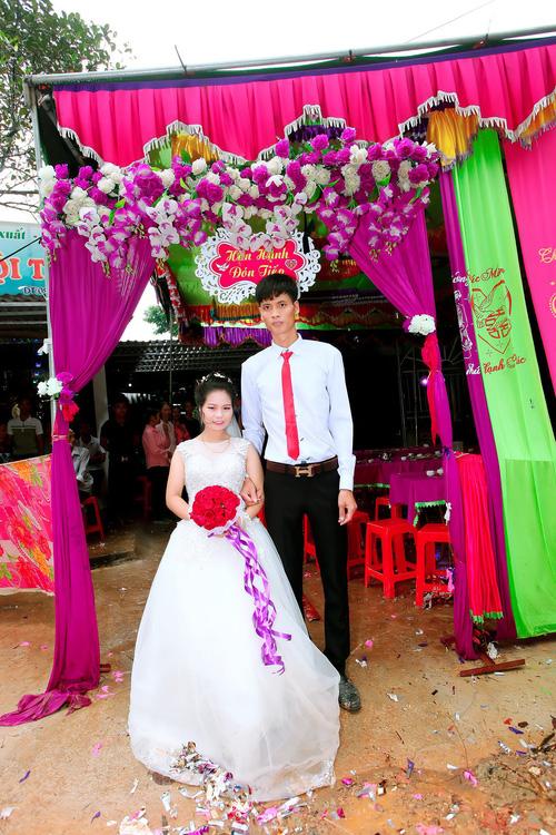 Đám cưới của chàng 1m83 - nàng 1m39 được chia sẻ nhiệt tình nhất hôm nay - Ảnh 2.