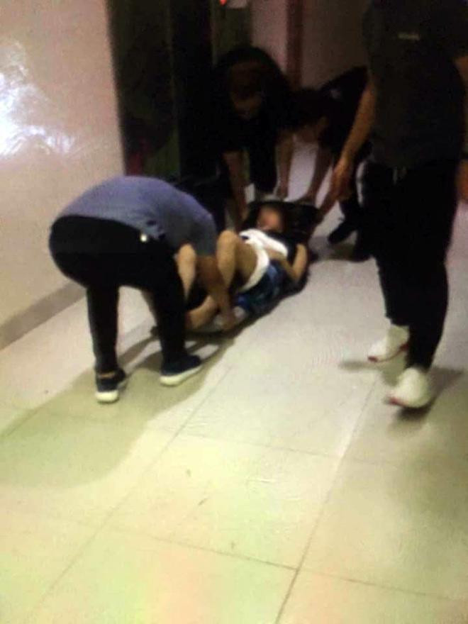 Tin mới vụ mắc kẹt trong thang máy 30 phút, khiến đôi nam nữ nhập viện 1