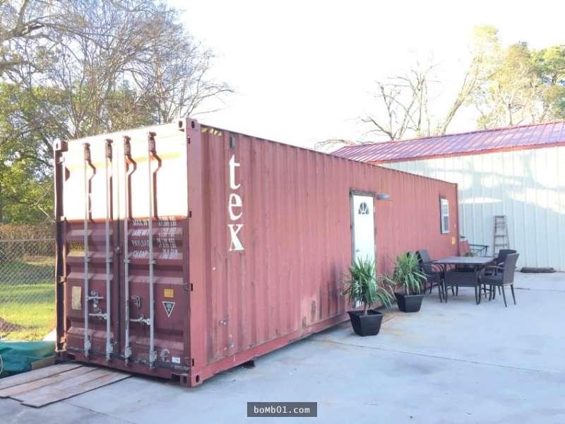 Hình ảnh Mua thùng container làm nhà bị chê cười, mọi người bất ngờ khi nhìn thấy thành quả số 1