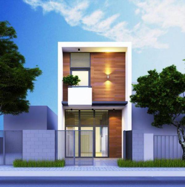 Ngôi nhà 2 tầng cực đẹp và rộng rãi chỉ tốn 250 triệu đồng 1